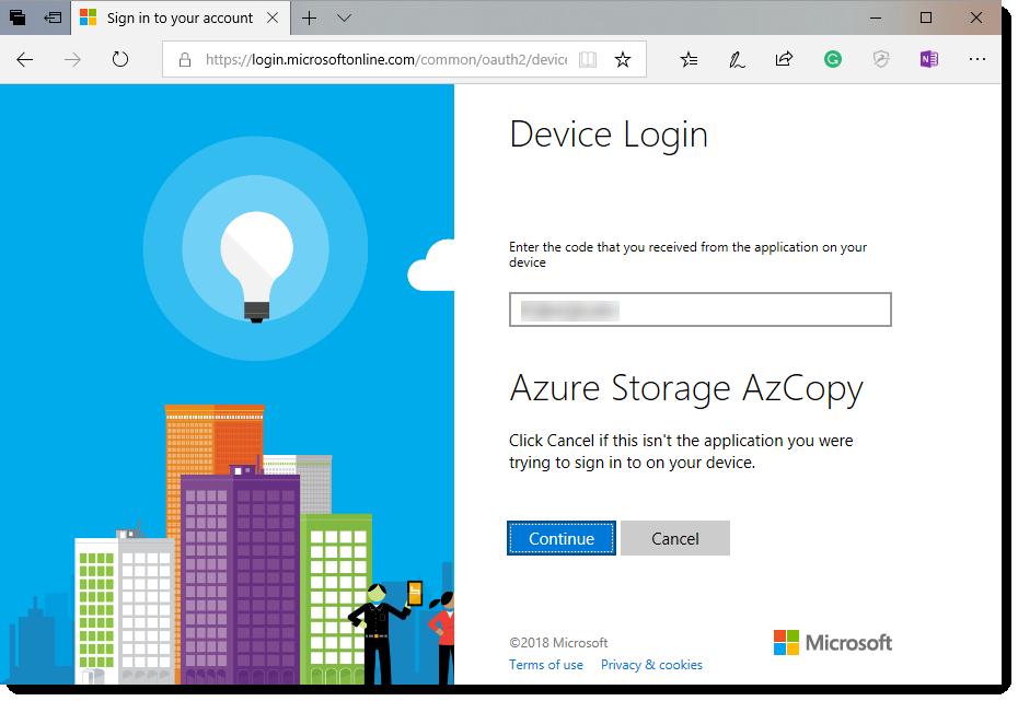 AzCopy Sync as a Backup Solution | AbleBlue LLC