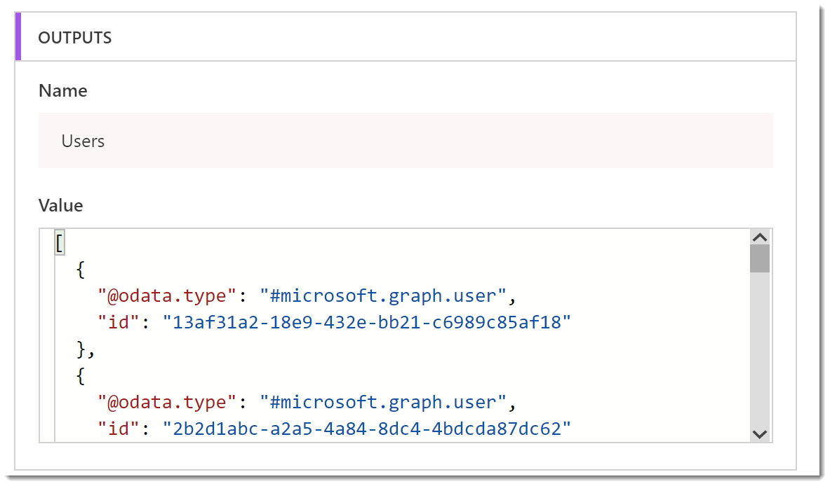 Microsoft Graph Delta Query from Microsoft Flow: Part 2